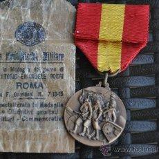 Militaria: MEDALLA DE SANTANDER GUERRA CIVIL ESPAÑOLA.. Lote 37236970