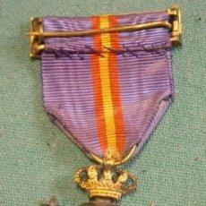 Militaria: SOMATÉN XX ANIVERSARIO DEL REINADO DE ALFONSO XIII, VARIANTE.. Lote 37300074