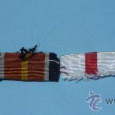 Militaria: PASADOR DE DIARIO DIVISIÓN AZUL. Lote 37473611