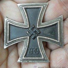 Militaria: CRUZ DE HIERRO DE 1ª CLASE. 2ª GUERRA MUNDIAL. FABRICACIÓN ESPAÑOLA. . Lote 37517652