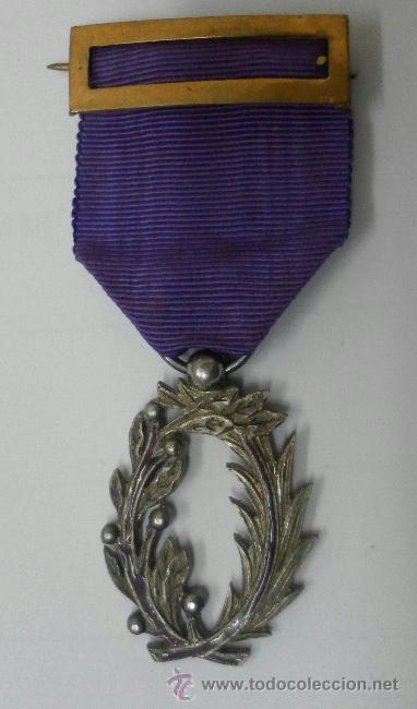 Militaria: Medalla francesa. Palmas académicas. - Foto 9 - 37806474
