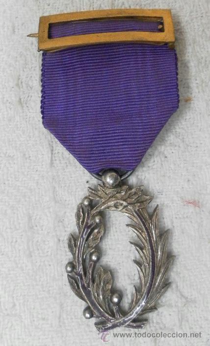 Militaria: Medalla francesa. Palmas académicas. - Foto 7 - 37806474