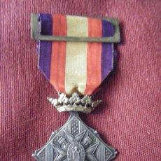 Militaria: MEDALLA DEL CENTENARIO SITIO DE GERONA (PLATA). Lote 37858515