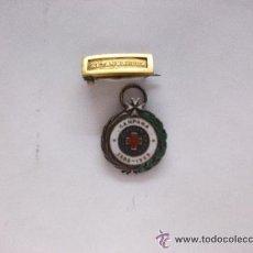 Militaria: GUERRA CIVIL: MEDALLA SANIDAD CRUZ ROJA MERITO EN CAMPAÑA , RETAGUARDIA .PLATA . MINIATURA ... Lote 38114178