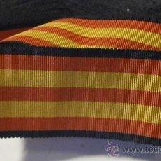 Militaria - Cinta 15cm para medalla italiana, Guerra Civil. - 38845225