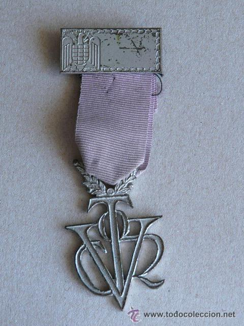 MEDALLA DEL SEU VICTOR 11-3-1952 (Militar - Medallas Españolas Originales )