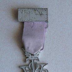 MEDALLA DEL SEU VICTOR 11-3-1952