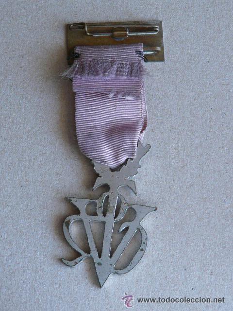 Militaria: MEDALLA DEL SEU VICTOR 11-3-1952 - Foto 2 - 39260542