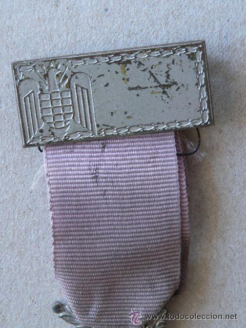Militaria: MEDALLA DEL SEU VICTOR 11-3-1952 - Foto 4 - 39260542