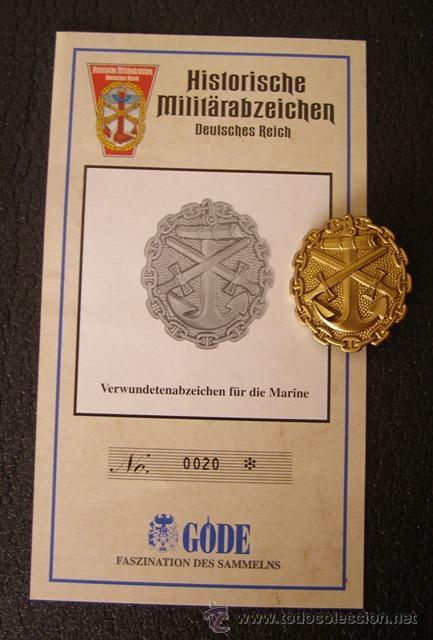 Militaria: Placa y certificado - Foto 2 - 39675984