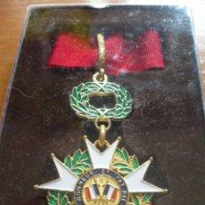 Militaria: REPLICA MEDALLA FRANCESA HONNEUR ET PAR RIE.REPUBLIQUE FRANCAISE 1870.. Lote 39761808