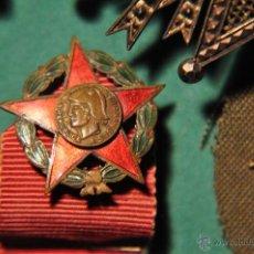 Militaria: LAUREADA DE LA II REPUBLICA, MINIATURA.. Lote 40176644