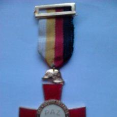 Militaria: MEDALLA CRUZ CONMEMORATIVA XXV AÑOS DE PAZ. 1964. EJÉRCITO NACIONAL. GUERRA CIVIL ESPAÑOLA. 1939-64. Lote 40181208