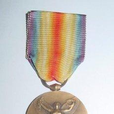 Militaria: ANTIGUA CONDECORACION DE FRANCIA - I GUERRA MUNDIAL - R.F. LA GRANDE GUERRE POUR LA CIVILISATION 191. Lote 38262042