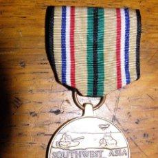 Militaria: UNITED STATES OF AMERICA - MEDALLA SOUTHWEST ASIA SERVICE -. Lote 40293453