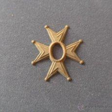 Militaria: ANTIGUA MEDALLA A IDENTIFICAR. Lote 40542882