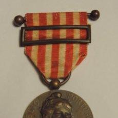 Militaria: MEDALHA MILITAR REPUBLICA PORTUGUESA BONS SERVICOS 1910, EXCELENTE ESTADO, MIDE 3,3 CMS. DE DIAMETRO. Lote 40725048