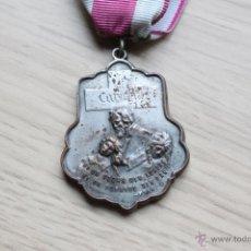 Militaria: MEDALLA PLATO UNICO. Lote 41023332