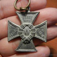 Militaria: ALEMANIA. CONDECORACIÓN. 1870. A CATALOGAR. . Lote 41270568