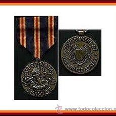 Militaria: MEDALLA MILITAR DE U.S.A SERVICIO EN VIETNAM AL PERSONAL CIVIL. Lote 41298583
