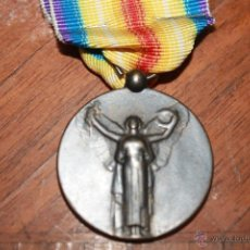 Militaria: MEDALLA LA GRANDE GUERRA POR LA CIVILISATION 1914-1918- REPLICA. Lote 41411709