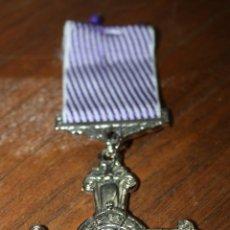 Militaria: REPLICA DE MEDALLA DESCONOZCO SU ORIGEN- REPLICA. Lote 41411771