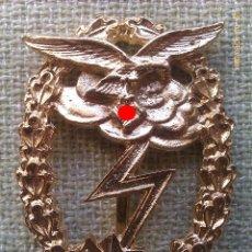 Militaria: PLACA LUFWAFFE COMBATE TIERRA. CATEGORÍA ORO. ALEMANIA. 2ª GUERRA MUNDIAL. 1939-1945. Lote 41421981