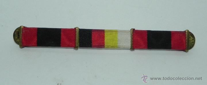 PASADOR DE CINTAS - MIDE 11 CMS (Militar - Cintas de Medallas y Pasadores)