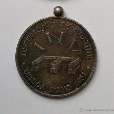 Militaria: ESCUELAS PROFESIONALES DE LA SAGRADA FAMILIA UBEDA 1951. Lote 97442099