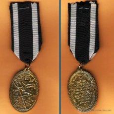 Militaria: ALEMANIA.- MEDALLA MILITAR I GUERRA MUNDIAL 1914-1918 AL SERVICIO KYFFHÄVFERBUND. COLOR LATON.. Lote 41533772