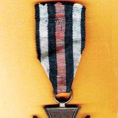 Militaria: ALEMANIA.- MEDALLA CRUZ DE HINDENBURG,CONDECORACION CRUZ DE HONOR CON ESPADAS,LA I GUERRA M.1914-18. Lote 41540104
