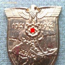 Militaria: PLACA BATALLA DE KRIMEA 1941-1942. CATEGORÍA ORO. ALEMANIA. 2ª GUERRA MUNDIAL. 1939-1945. Lote 41572518