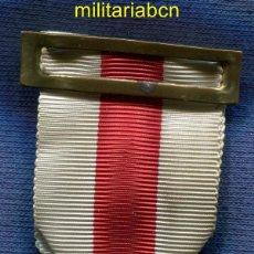 Militaria: MEDALLA DE SEGUNDA CLASE DE LA CRUZ ROJA ESPAÑOLA. ÉPOCA DE FRANCO.. Lote 41675267