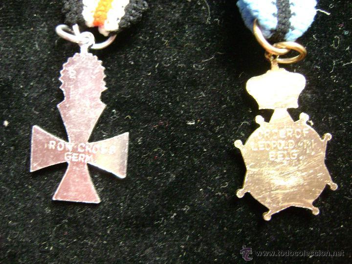 Militaria: COLECCION INFANTIL DE MEDALLAS MILITARES - Foto 2 - 41861133