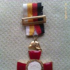 Militaria: MEDALLA CRUZ CONMEMORATIVA XXV AÑOS DE PAZ. 1964. EJÉRCITO NACIONAL. GUERRA CIVIL ESPAÑOLA. 1939-64. Lote 42462123