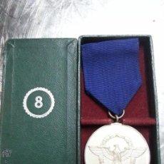 Militaria: MEDALLA DE SERVICIO DE LA POLICÍA, III REICH. Lote 42488101