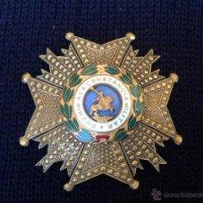 Militaria: PLACA DE LA ORDEN DE SAN HERMENEGILDO. Lote 93735755