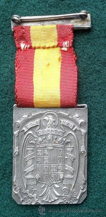 Militaria: Medalla de las Damas Auxiliares de Sanidad Militar - Foto 2 - 43206533