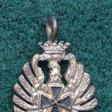 Militaria: MINIATURA DE LA MEDALLA DE LA DIVISIÓN AZUL. Lote 43222516