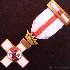 Militaria: MERITO MILITAR FRANCO BLANCA . Lote 43263785