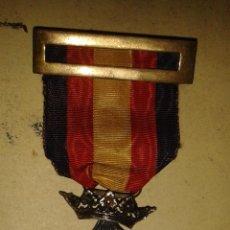 Militaria: MEDALLA DEL CENTENARIO DE GERONA, VERSIÓN DE PLATA. Lote 43289126