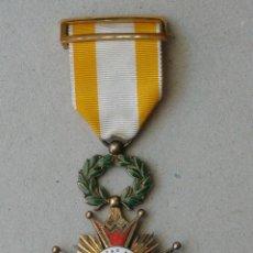 Militaria: ORDEN DE ISABEL LA CATÓLICA, CRUZ DE CABALLERO 1938 -1975.. Lote 43299751