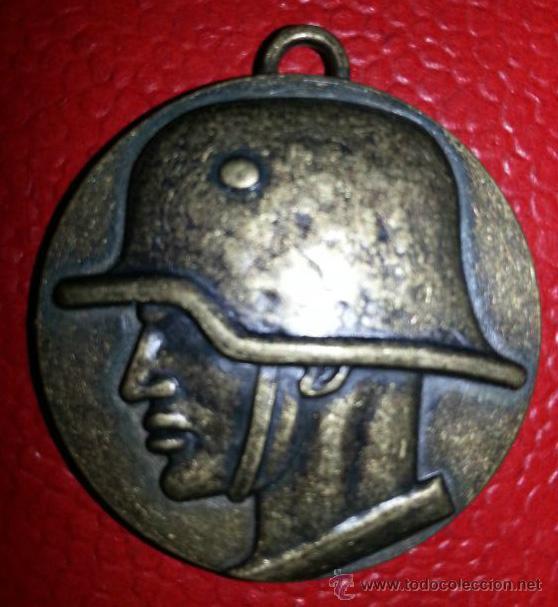 MEDALLA DE LOS FREIKORPS VON EPP 1919 (Militar - Medallas Extranjeras Originales)