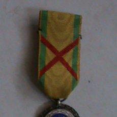 Militaria: GUERRA AFRICA O CIVIL : MINIATURA EN PLATA DE MEDALLA SUFRIMIENTOS POR LA PATRIA.. Lote 43419277