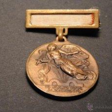 Militaria: MEDALLA DE COBRE EN RELIEVE 18 DE JULIO 1936 ALZAMIENTO. Lote 43549238