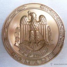 Militaria: MEDALLA DE BRONCE FESTIVALUL INTERNATIONAL AL FILMULUI MILITAR ROMANIA. Lote 43833523