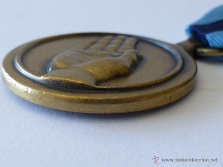 Militaria: Medalla militar estadounidense por Servicio Humanitario - Foto 4 - 43848848