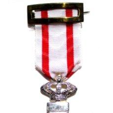 Militaria - MEDALLA DEL MÉRITO AÉREO CON DISTINTIVO BLANCO - 44240027