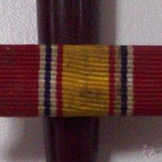 Militaria: PASADOR MEDALLA. Lote 44339368