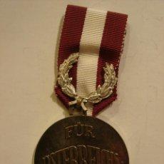 Militaria: WWII. AUSTRIA. MEDALLA AL MÉRITO EN LA LIBERACIÓN. 1976. Lote 44363505